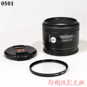 索尼 50mm f/1.4(SAL50F14) A口定焦镜头 0501