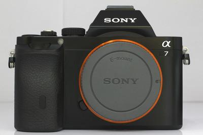 【全画幅微单数码相机】索尼A7(NO:0756)*