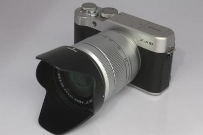 富士X-A10套机(16-50 OIS Ⅱ)(NO:3627 8071)