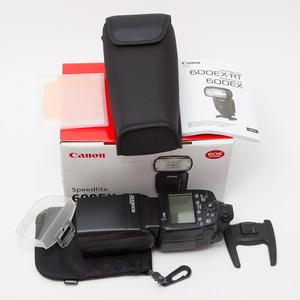 Canon佳能 600EX-RT 600EXRT 全新特价 单反相机顶闪光灯 NO:0596