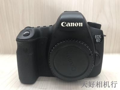 《天津天好》相机行 95新 佳能6D 机身