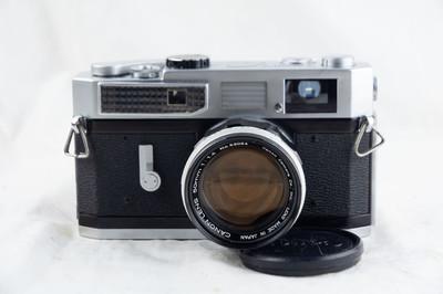 佳能 Canon 7 50 1.4 套机