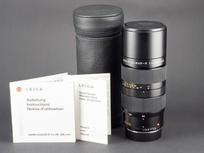 徕卡 Leica R 80-200/4 ROM 带皮套