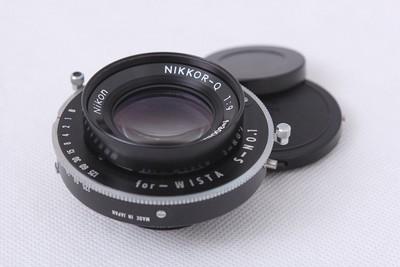 尼康 NIKOR Q 300/9 大画幅座机镜头