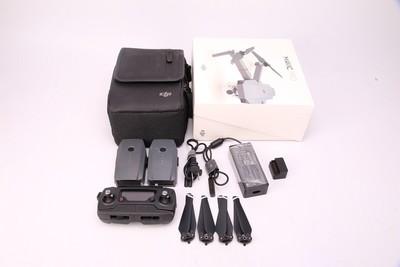 99新二手DJI MAVIC Pro 大疆 御pro 三电全套配置未激活 021809津