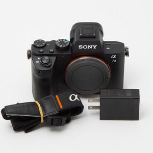 Sony索尼 ILCE-7M2单机 A7II A7M2 无反微单数码相机 90新 #5429