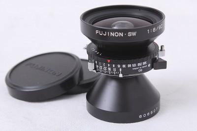 富士 FUJINON SW 90/8 4X5大画幅相机镜头