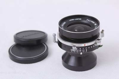 富士 FUJINON SW 65/8 4X5大画幅相机镜头