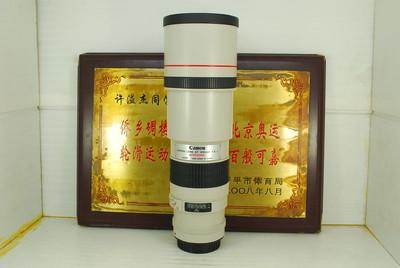 97新 佳能 300mm F4L 超远定焦 单反镜头 红圈专业长焦远摄打鸟