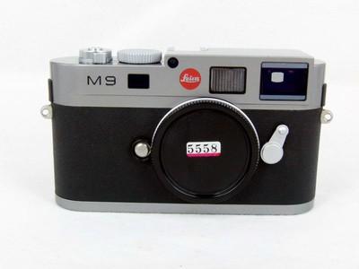 华瑞摄影器材-徕卡 M9 钢灰色