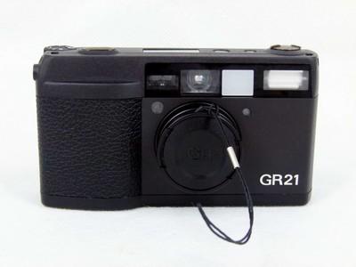 华瑞摄影器材-理光Ricoh GR21