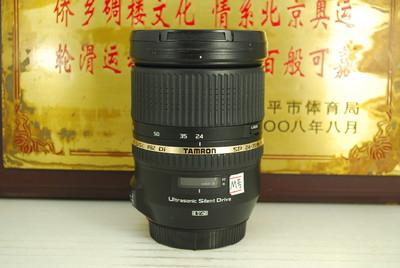 佳能口 腾龙 24-70 F2.8 VC USD A007 单反镜头 专业恒圈防抖