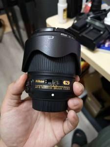 尼康 AF-S 尼克尔 28mm f/1.8G 几乎全新