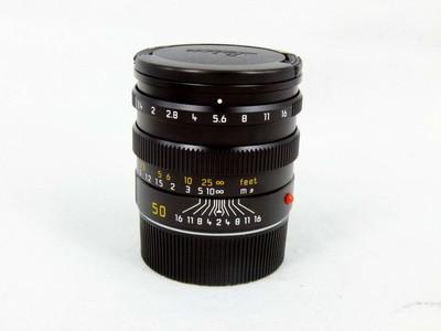 华瑞摄影器材-徕卡Leica Summilux-M 50/1.4 PreA