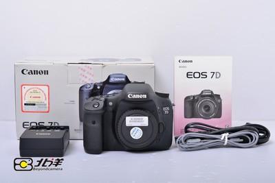 99新 佳能 7D (BH08040001)