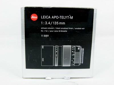 华瑞摄影器材-徕卡Leica APO-Telyt-M 135/3.4