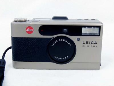 华瑞摄影器材-徕卡Leica Minilux 香港回归纪念版