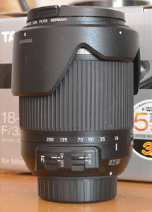腾龙 18-200mm/3.5-6.3 Di II VC(B018)尼康卡口