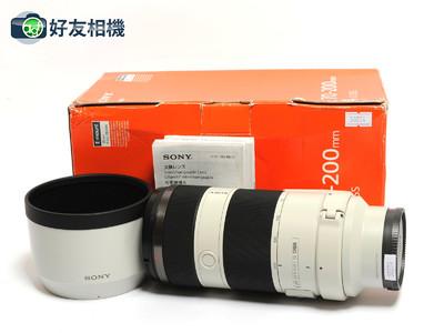 索尼 FE 70-200mm F/4G 全画幅变焦镜头 SEL70200G *98新连盒*