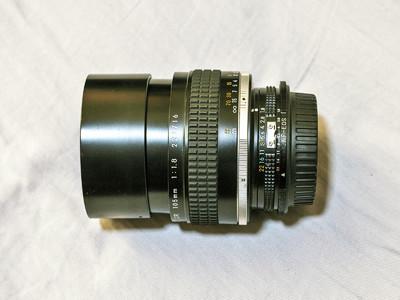尼康手动 AIS 105mm/F1.8