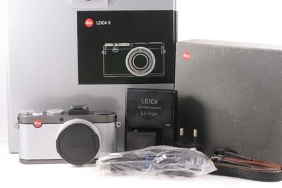 97/徕卡 X-E (Typ 102) 数码相机 带24mm F/2.8 ASPH.镜头