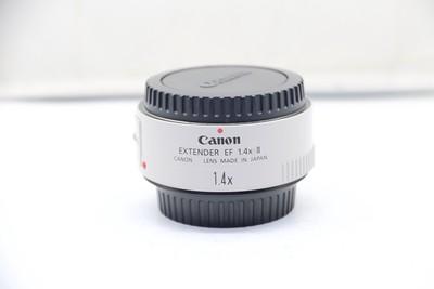 95新二手 Canon佳能 1.4X II EF 二代增倍镜 1.4倍回收 114953京