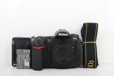 95新二手Nikon尼康 D300S 单机 快门15678次回收 022220京