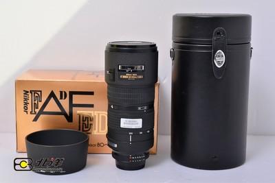 98新 尼康 AF Zoom-Nikkor 80-200mm f/2.8D ED(BH09290006)
