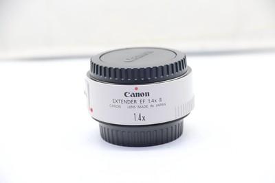 95新二手 Canon佳能 1.4X II EF 二代增倍镜 1.4倍 回收33155津