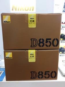 尼康D850,全新国行,未拆封,全国联保