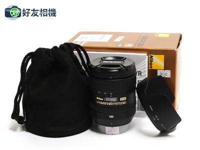 尼康 AF-S DX 16-85/3.5-5.6G VR 广角变焦防抖镜头 *99新连盒*