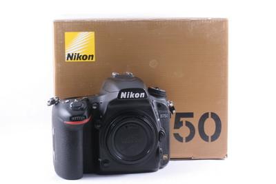 98/尼康 D750 全幅数码机 (全套包装)快门数是3281次