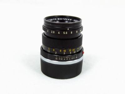 华瑞摄影器材-徕卡Leica Summicron-M 50/2
