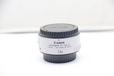 95新二手 Canon佳能 1.4X II EF 二代增倍镜 1.4倍 回收10556深