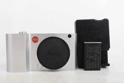 94新二手Leica徕卡 T 单机 银色 微单单电相机 回收 814756京