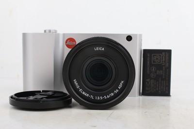 93新二手Leica/徕卡 T套(18-56)微单套机 818007 350298京