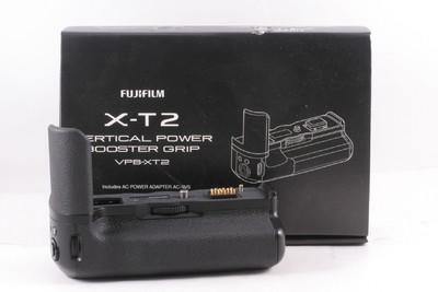 98/富士VPB-XT2 原装马达电池盒手柄 成色极新 ( 全套包装 )