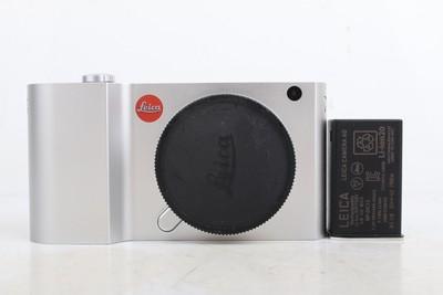 95新二手Leica徕卡 T 单机 银色 微单单电相机 高价回收 817415京