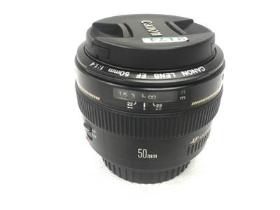 Canon/佳能 50 1.4 二手定焦单反人像镜头