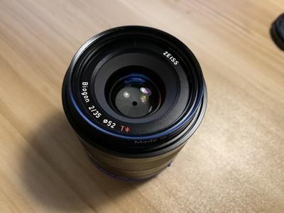 卡尔·蔡司 LOXIA 35mm f/2