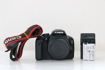 95新二手Canon佳能 550D 单机 入门单反相机 回收 926941成