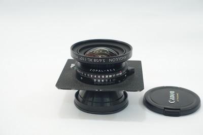 95新二手施耐德 Super Angulon XL 58/5.6镜头回收843620京