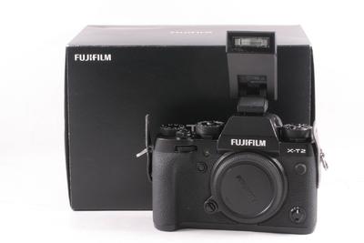 98/富士 X-T2 微单相机  极新成色 ( 全套包装 )