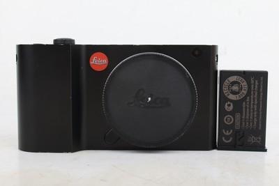 93新二手Leica徕卡 T 单机 黑色 微单单电相机 回收 817778京