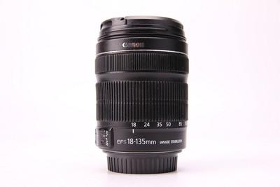 93新二手 佳能 18-135/3.5-5.6 IS STM变焦镜头回收 063885津