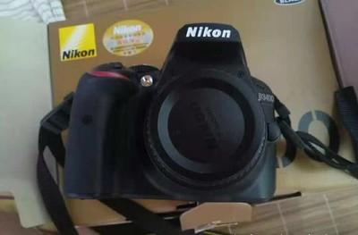 尼康D3400单机身高清像素带视频拍摄无线传输方便携带入门机