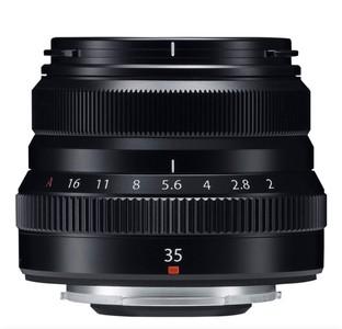 富士(Fujifilm) XF35mmF2 R WR 镜头,扫街挂机必备,黑色低价~~