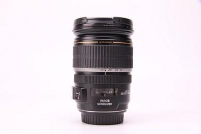 90新二手Canon佳能 17-55/2.8 IS USM 变焦镜头回收 101235津