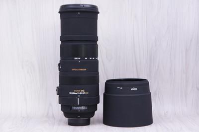90新适马 APO 150-500mm f/5-6.3 DG OS HSM (尼康口)150-500