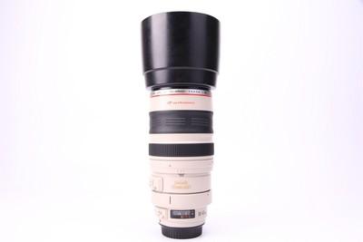 95新二手Canon佳能 100-400/4.5-5.6 L IS 大白一代 581759津